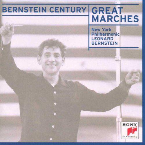 l. Bernstein - Bernstein Century (Märsche) - Preis vom 15.04.2021 04:51:42 h