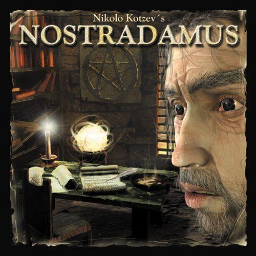 Nikolo Kotzev - Nikolo Kotzev's Nostradamus - Preis vom 16.01.2021 06:04:45 h