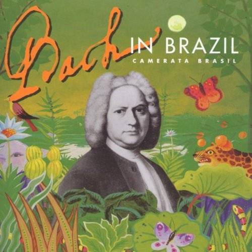 Camerata Brazil - Bach in Brazil - Preis vom 13.04.2021 04:49:48 h