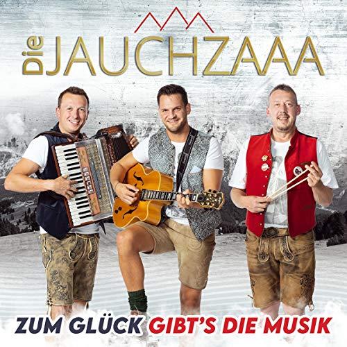 Jauchzaaa - Zum Glück gibt's die Musik - Preis vom 23.02.2021 06:05:19 h