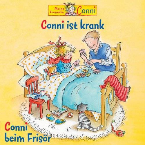 Conni - 31: Conni Ist Krank/Conni Beim Frisör - Preis vom 20.10.2020 04:55:35 h