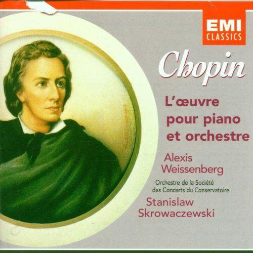 Weissenberg - Werke für Klavier+Orchester - Preis vom 13.05.2021 04:51:36 h