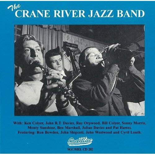 Crane River Jazz Band - Crane River Jazz Band,the - Preis vom 21.04.2021 04:48:01 h