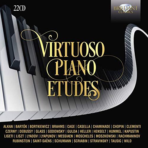 Various - Virtuoso Piano Etudes - Preis vom 05.05.2021 04:54:13 h