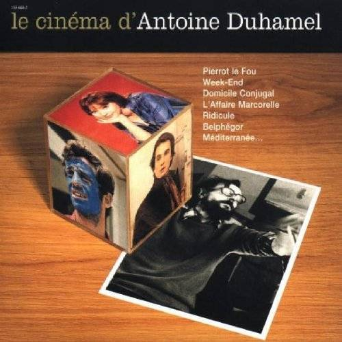 Antoine Duhamel - Le Cinema D'antoine Duhamel - Preis vom 11.05.2021 04:49:30 h