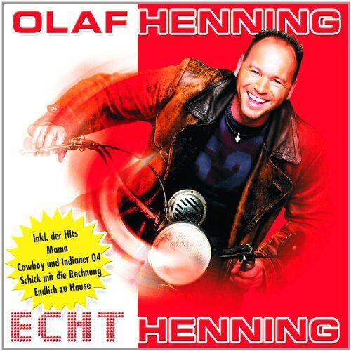 Olaf Henning - Echt Henning - Preis vom 20.10.2020 04:55:35 h