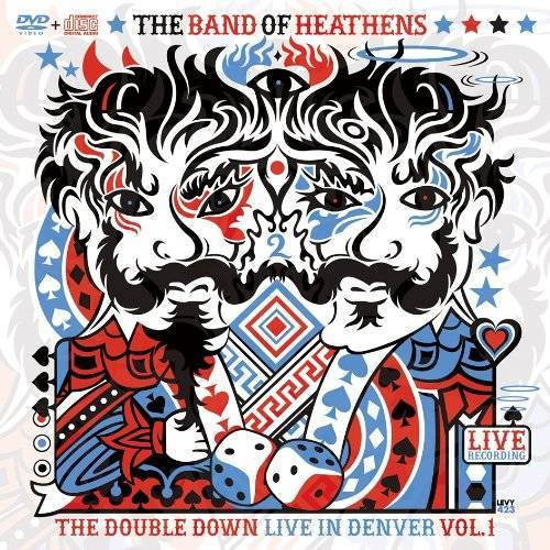 the Band of Heathens - The Double Down-Live in Denver Vol.1 - Preis vom 20.10.2020 04:55:35 h