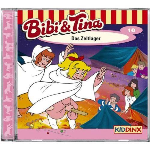 Bibi und Tina - Das Zeltlager - Preis vom 20.10.2020 04:55:35 h