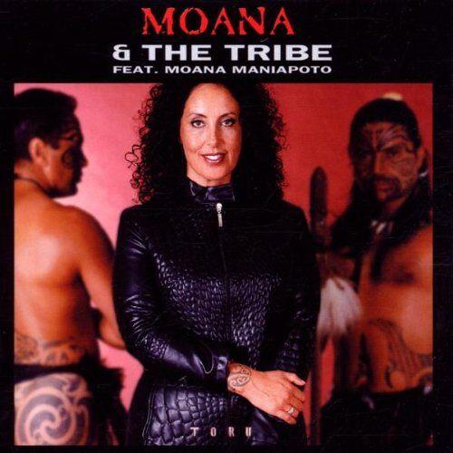 Moana & The Tribe - Toru - Preis vom 27.02.2021 06:04:24 h