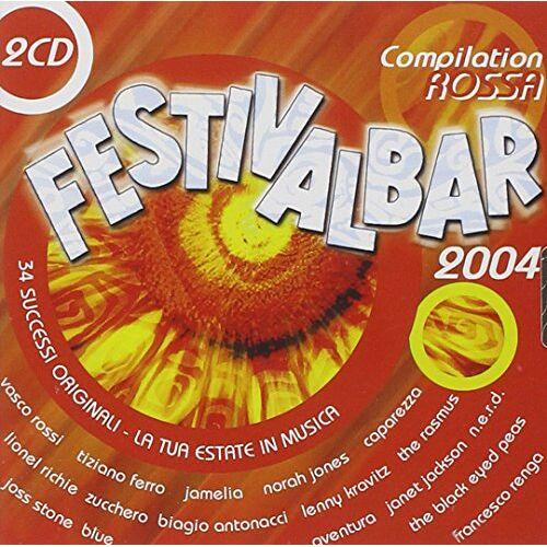 Various - Festivalbar 2004 - Preis vom 04.10.2020 04:46:22 h