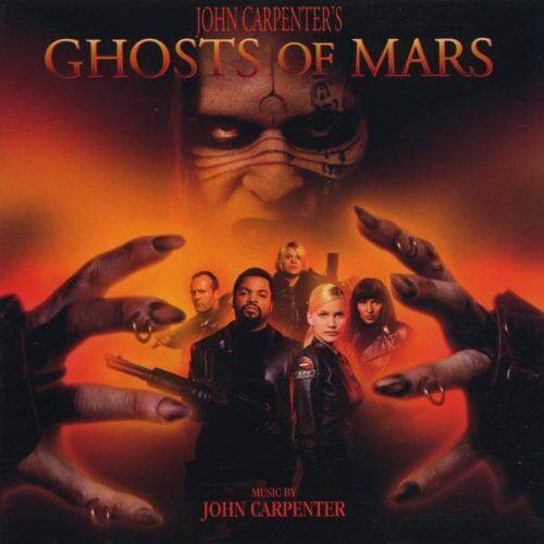 John Carpenter - John Carpenter's Ghosts Of Mars - Preis vom 28.02.2021 06:03:40 h