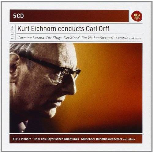 Kurt Eichhorn - Kurt Eichhorn Conducts Carl Orff - Preis vom 30.03.2020 04:52:37 h