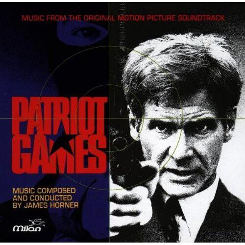 James Horner - Die Stunde der Patrioten (Patriot Games) - Preis vom 21.10.2020 04:49:09 h