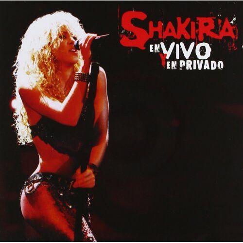 Shakira [Ac:0] - En Vivo Y en Privado - Preis vom 05.09.2020 04:49:05 h
