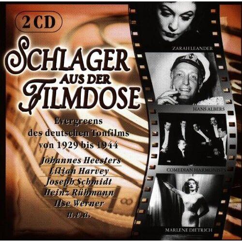 Various - Schlager aus der Filmdose - Preis vom 30.05.2020 05:03:23 h