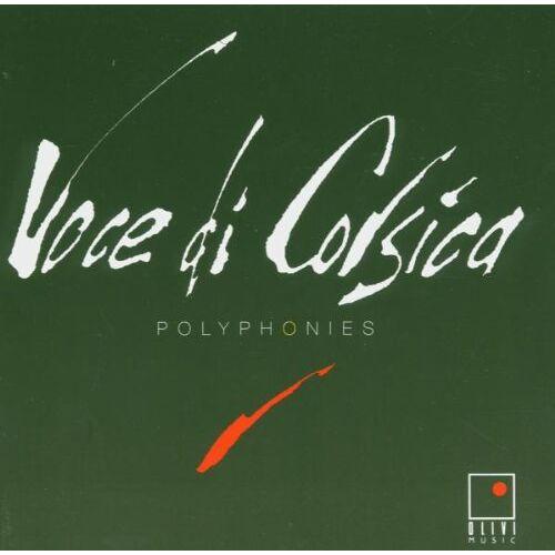 Voce Di Corsica - Polyphonies - Preis vom 20.10.2020 04:55:35 h