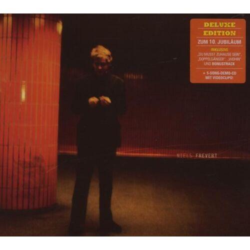 Niels Frevert - Niels Frevert (Deluxe Reissue) - Preis vom 07.05.2021 04:52:30 h