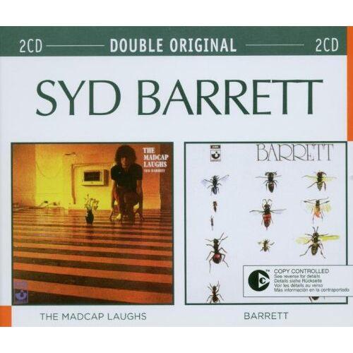 Syd Barrett - The Madcap Laughs/Barrett - Preis vom 19.01.2021 06:03:31 h