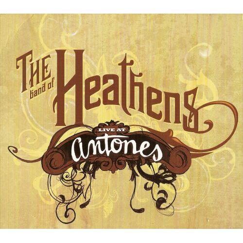 Band of Heathens - Live at Antones - Preis vom 05.09.2020 04:49:05 h