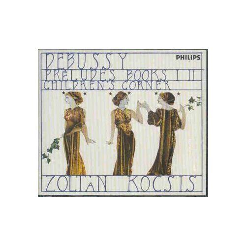 Zoltan Kocsis - Pleludes/Children'S Corner - Preis vom 22.10.2019 05:05:54 h