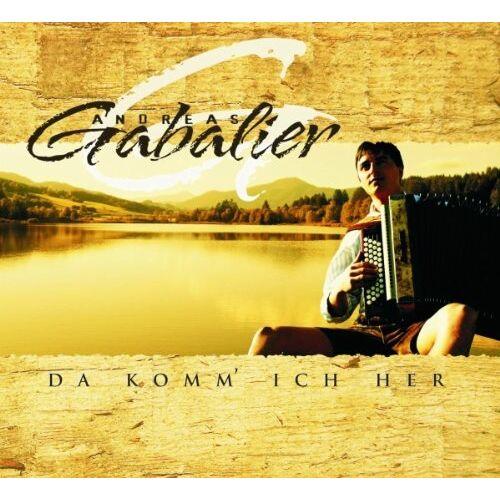 Andreas Gabalier - Da Komm' Ich Her - Preis vom 18.10.2020 04:52:00 h