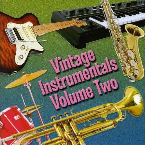Vintage Instrumentals - Vol.2-Vintage Instrumentals - Preis vom 20.10.2020 04:55:35 h