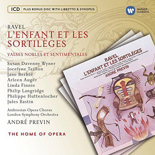 Previn - L'Enfant et les Sortileges - Preis vom 28.02.2021 06:03:40 h