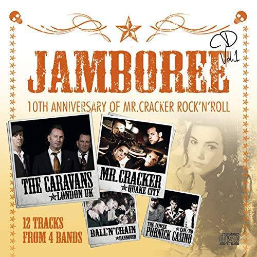 Mr. Cracker - Jamboree Live CD Vol.1 - Preis vom 18.04.2021 04:52:10 h