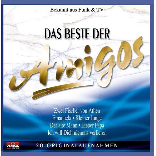 Amigos - Das Beste der Amigos Folge 2 - Preis vom 16.04.2021 04:54:32 h