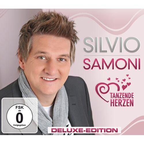 Silvio Samoni - Tanzende Herzen - Deluxe Edition (17 Titel auf CD + 4 Musikvideoclips) - Preis vom 10.05.2021 04:48:42 h