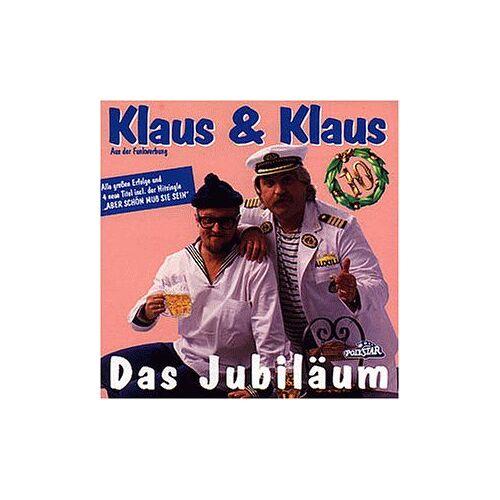 Klaus & Klaus - 10 Jahre Klaus & Klaus-Das J - Preis vom 05.09.2020 04:49:05 h