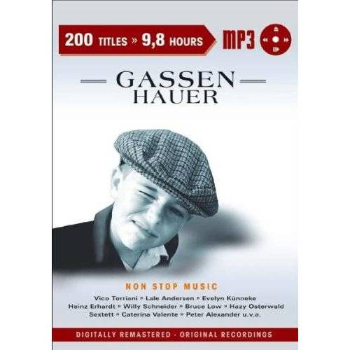 V. Torriani - Gassenhauer-Mp 3 - Preis vom 25.01.2021 05:57:21 h