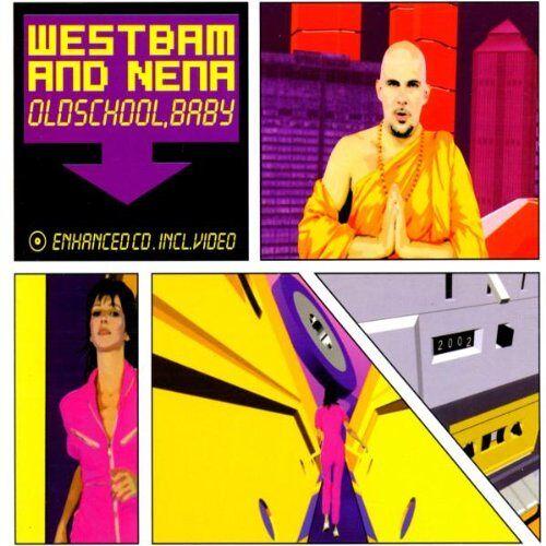Westbam & Nena - Oldschool,Baby - Preis vom 23.10.2020 04:53:05 h