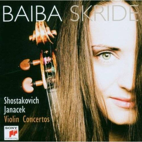 Baiba Skride/ Mikko Franck - Violinkonzerte - Preis vom 22.10.2020 04:52:23 h