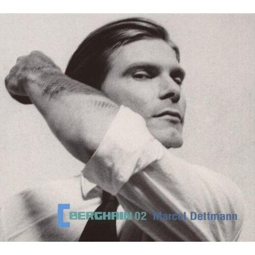 Various - Berghain 02 (Marcel Dettmann) - Preis vom 07.05.2021 04:52:30 h