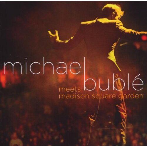 Michael Buble - Michael Buble Meets Madison Square Garden - Preis vom 02.12.2020 06:00:01 h
