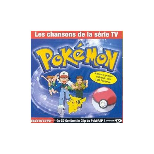 Pokémon - Pokemon [les Chansons de la Se - Preis vom 28.02.2021 06:03:40 h