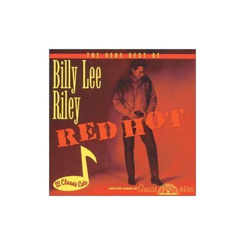 Riley, Billy Lee - Red Hot-Best of Billy Lee Rile - Preis vom 25.02.2021 06:08:03 h