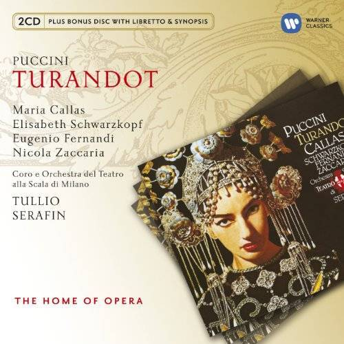 Callas - Turandot - Preis vom 25.02.2020 06:03:23 h