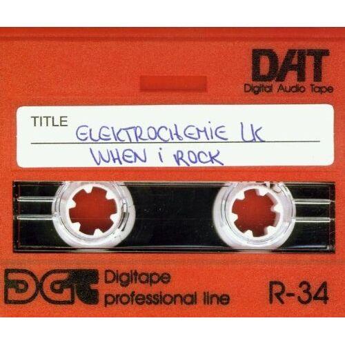 Elektrochemie Lk - When I Rock - Preis vom 05.05.2021 04:54:13 h