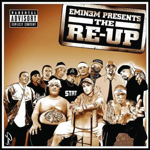 Eminem - Eminem Presents the Re-Up - Preis vom 12.05.2021 04:50:50 h