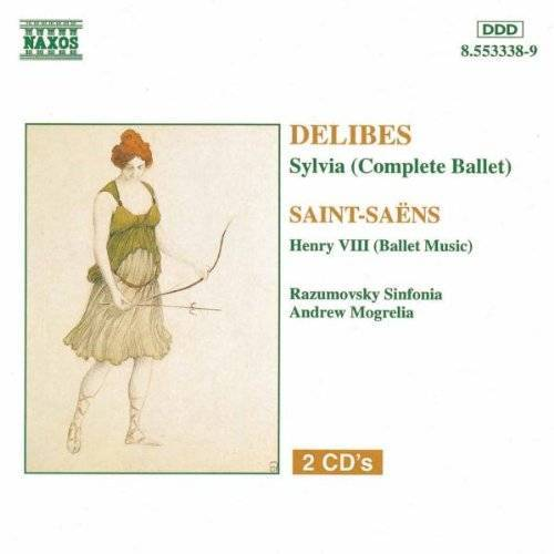 Simcisko - Delibes Sylvia (komplett) Mogrel - Preis vom 13.09.2019 05:32:03 h