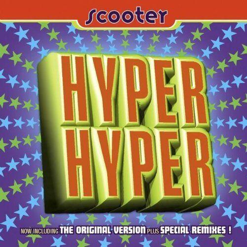Scooter - Hyper Hyper - Preis vom 20.10.2020 04:55:35 h
