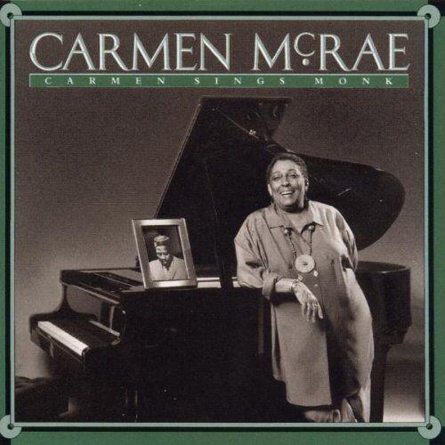 Carmen Mcrae - Carmen Sings Monk - Preis vom 20.10.2020 04:55:35 h
