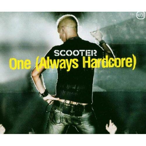 Scooter - One (Always Hardcore) - Preis vom 14.04.2021 04:53:30 h