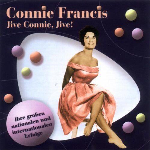Connie Francis - Jive Connie,Jive! - Preis vom 12.05.2021 04:50:50 h