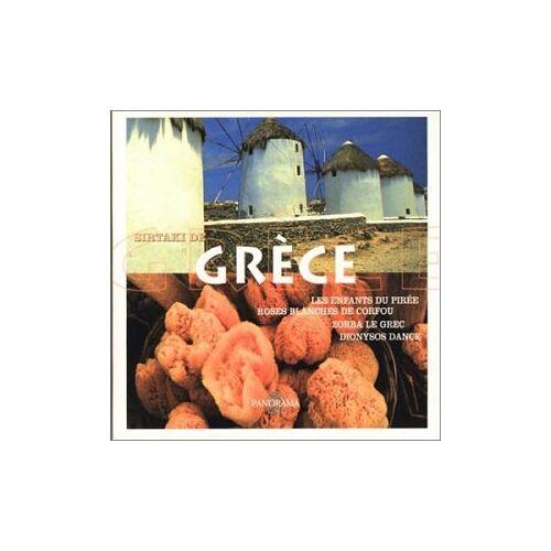 Various - Sirtaki de Grece - Preis vom 17.01.2021 06:05:38 h