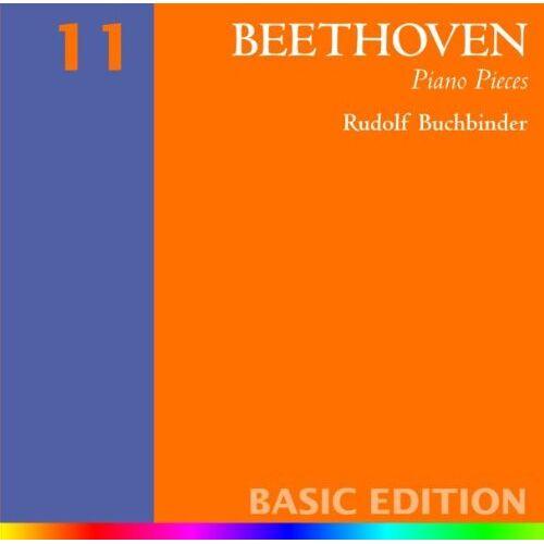 Rudolf Buchbinder - Für Elise-Piano Pieces - Preis vom 20.10.2020 04:55:35 h