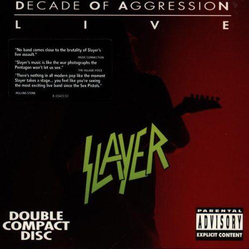 - Live: Decade of Aggression - Preis vom 22.10.2020 04:52:23 h
