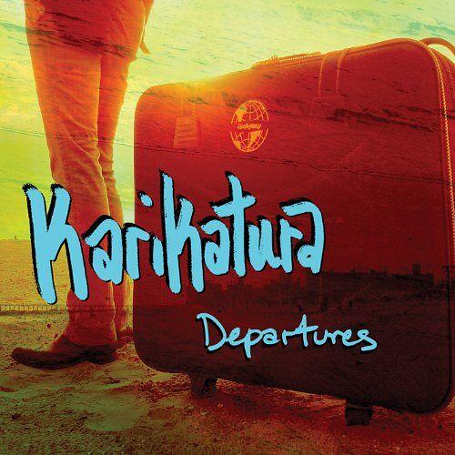 Karikatura - Departures Ep - Preis vom 01.03.2021 06:00:22 h